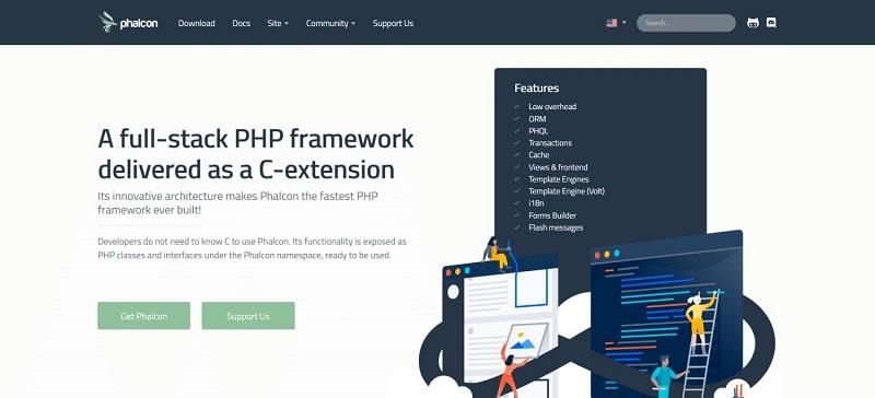 PHP framework Phalcon