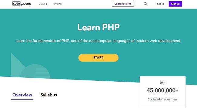 học php online