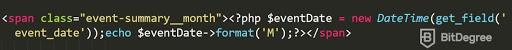 học code php