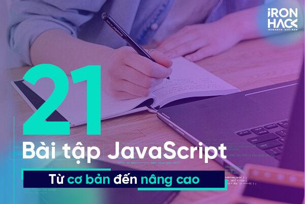 bài tập javascript
